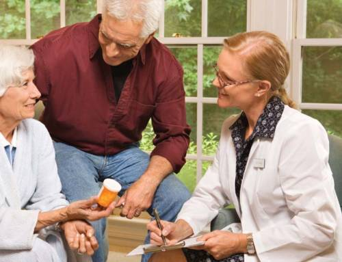 What is the difference between home health and home care services?