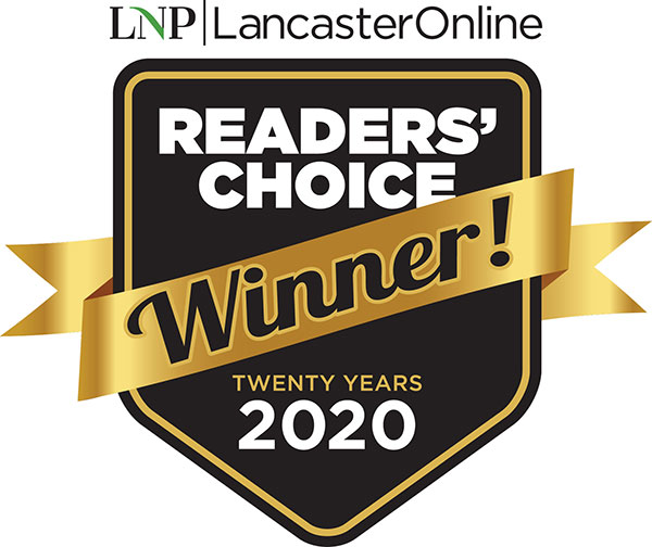 LNP Reader's Choice Winner 2020!
